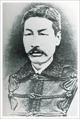 (5)五稜郭の設計者、蘭学者の武田斐三郎